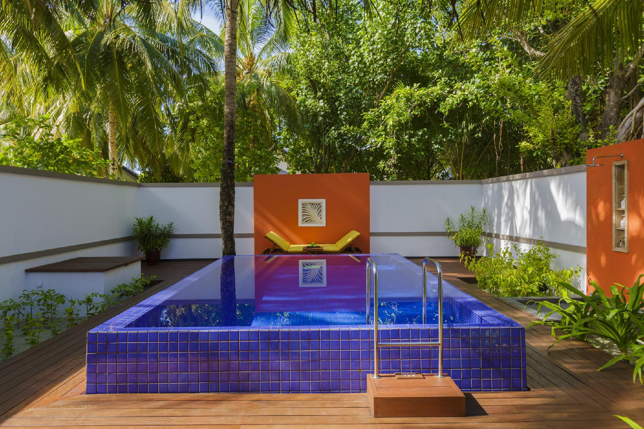 Deluxe Beachfront Villa with Private Pool