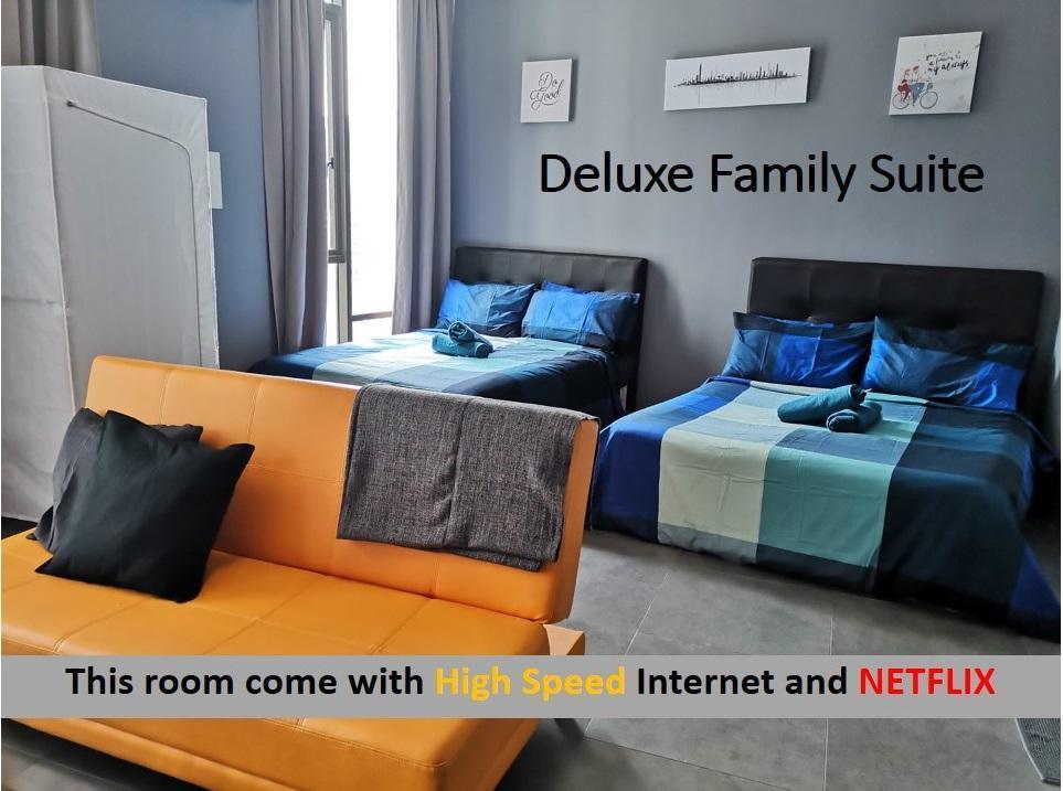 Proper Suites@Empire Damansara Apartment (Kuala Lumpur
