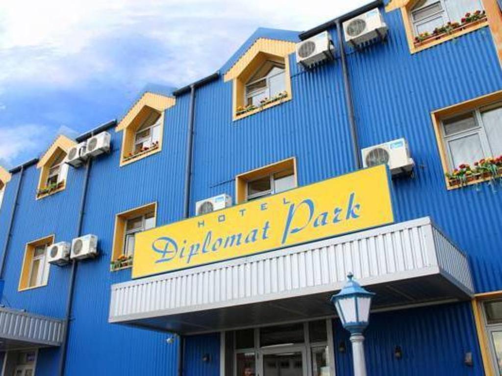 Hotel Diplomat Park Naj Niski Ceni Ot Agoda Com