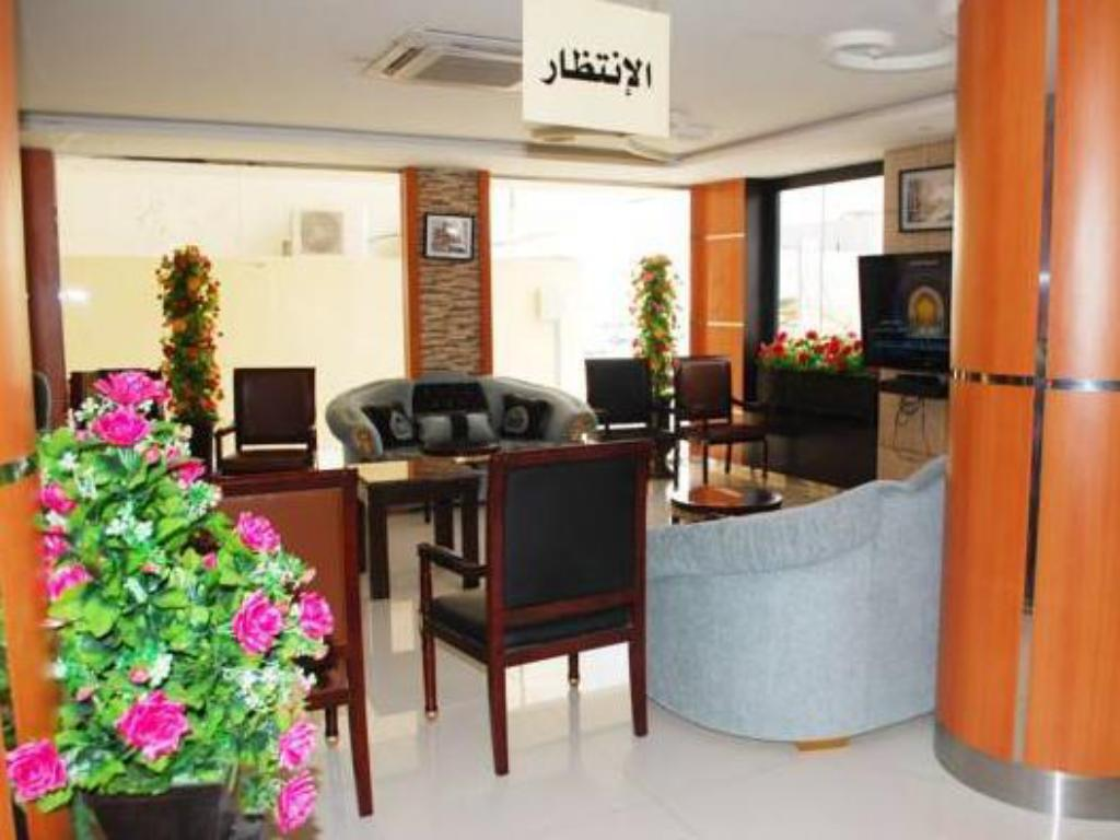 Foyer Janatna Furnished Apartments