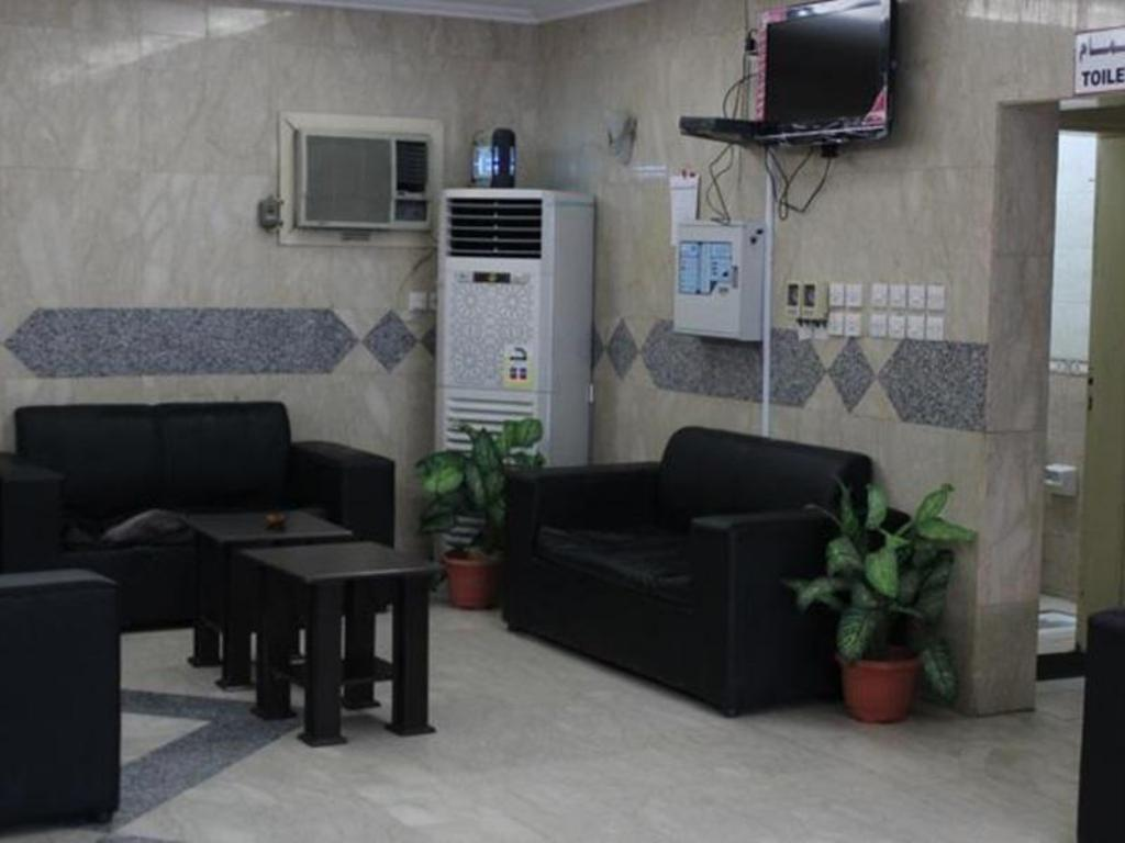 Lobby Qubat Najd 3 for Furnished Apartments