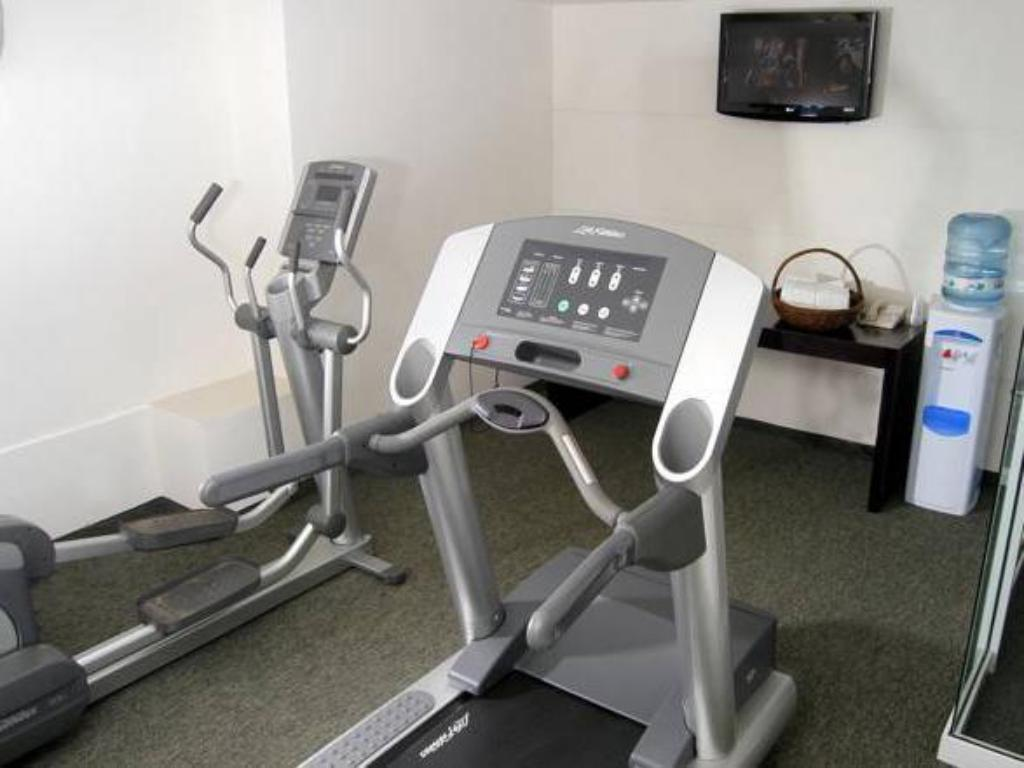 Fitnesscenter Mansion Real Tampico
