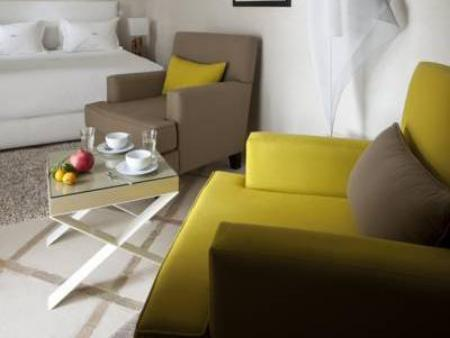 Mykonos Double Room Riad Dar White