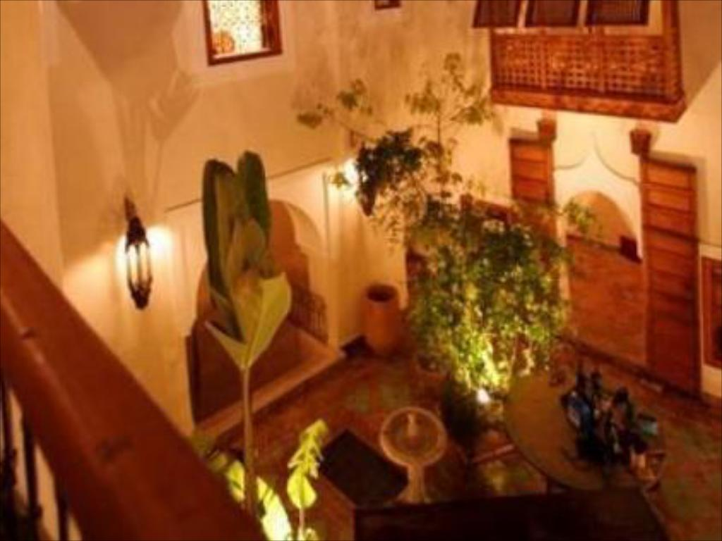 Interior view Riad El Youssoufi
