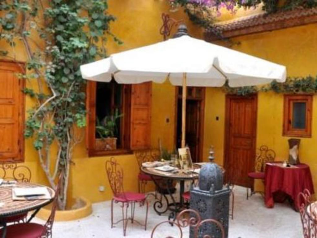 More about Riad Le Lieu