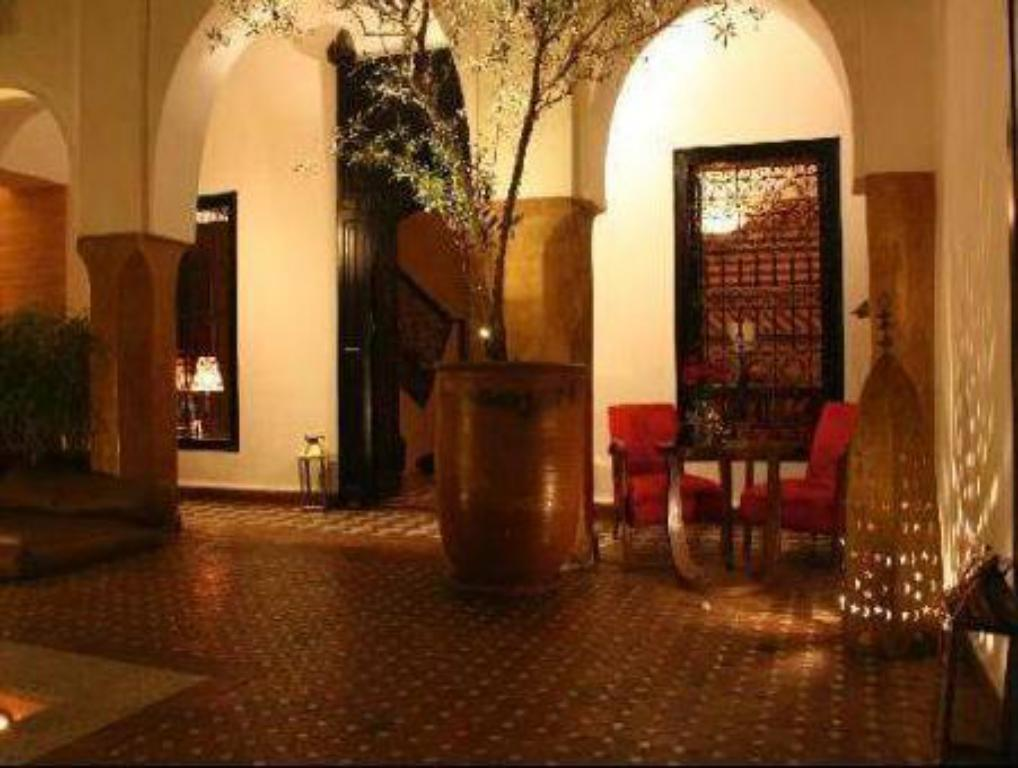 Interior view Riad Magellan Yoga and Spa