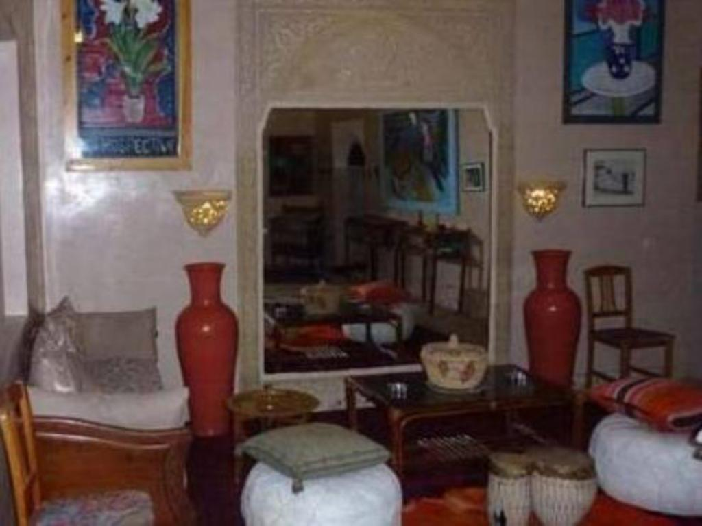 Interior view Riad Wardate Rita