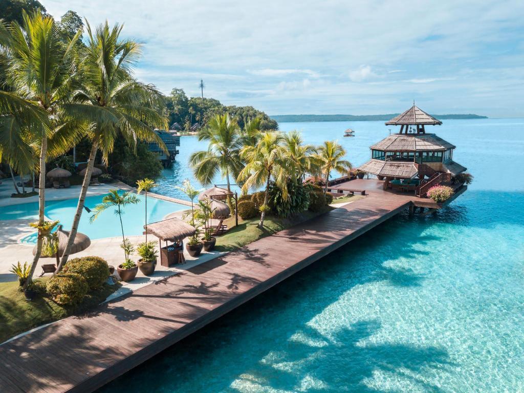 Pearl Farm Beach Resort In Davao City