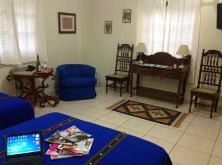 Double Room with Two Double Beds Hotel Boutique Villa Maya
