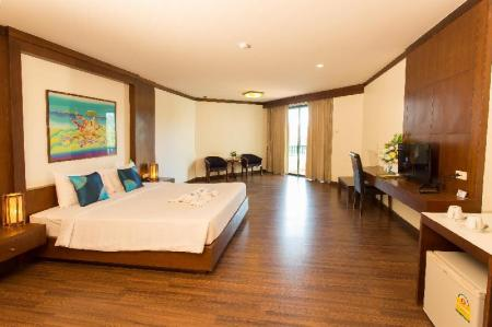 Deluxe King - Guestroom Songkhla Mermaid Hotel