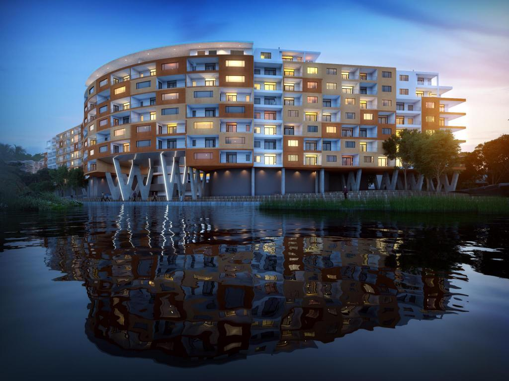 Повече за Waters Edge Luxury Apartments