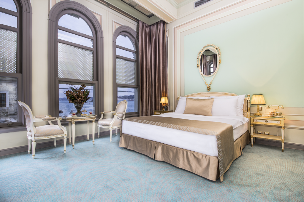 Superior Rooms - Interior view Bosphorus Palace Hotel