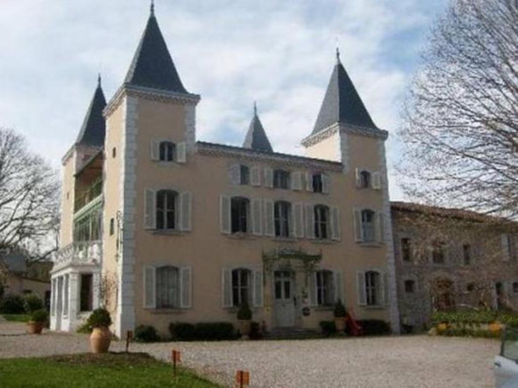 Hotel Logis - Chateau de Beauregard | Saint-Girons OFERTAS ACTUALIZADAS  2020 desde 85€, Fotos y Valoraciones