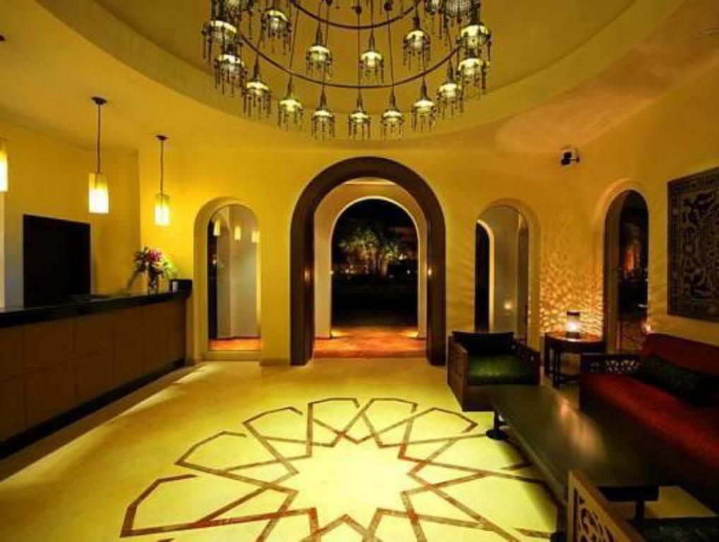 Lobby Fort Arabesque Resort, Spa & Villas