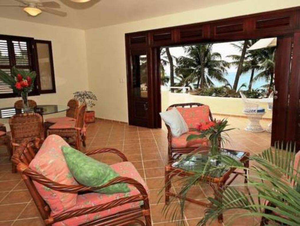 Lobby Cabarete Palm Beach Condos