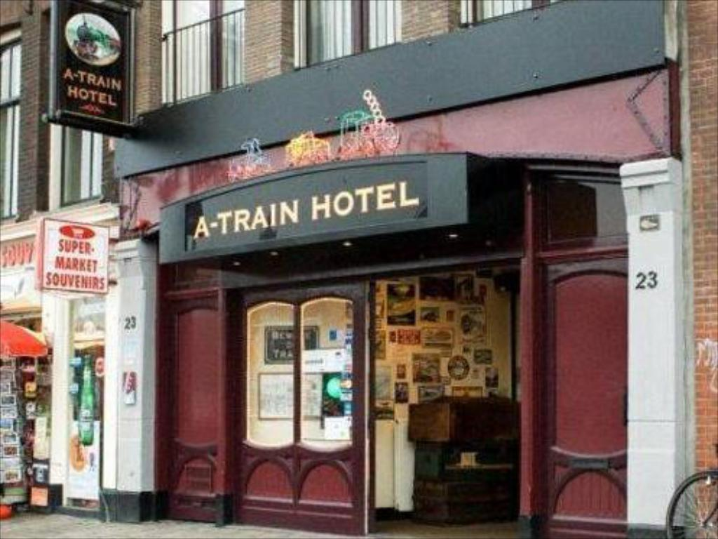 More about A-Train Hotel