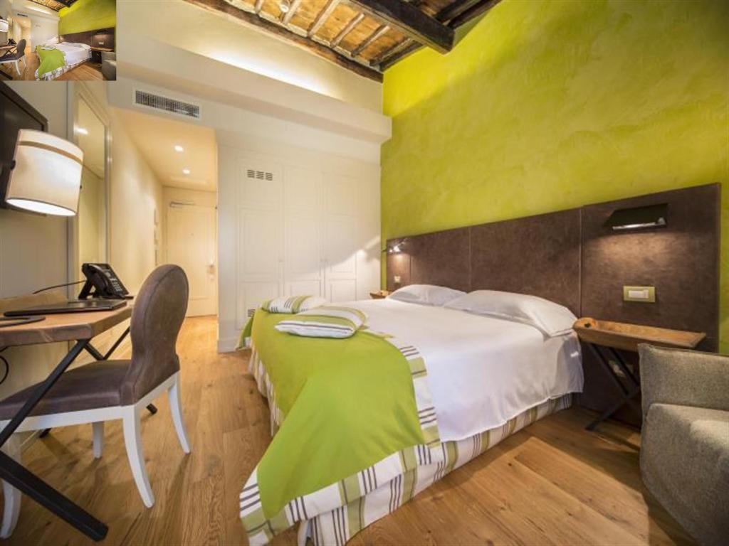 Standard Double or Twin Room - Guestroom La Tabaccaia Hotel