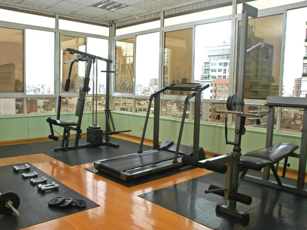 Fitness center Wilton Hotel
