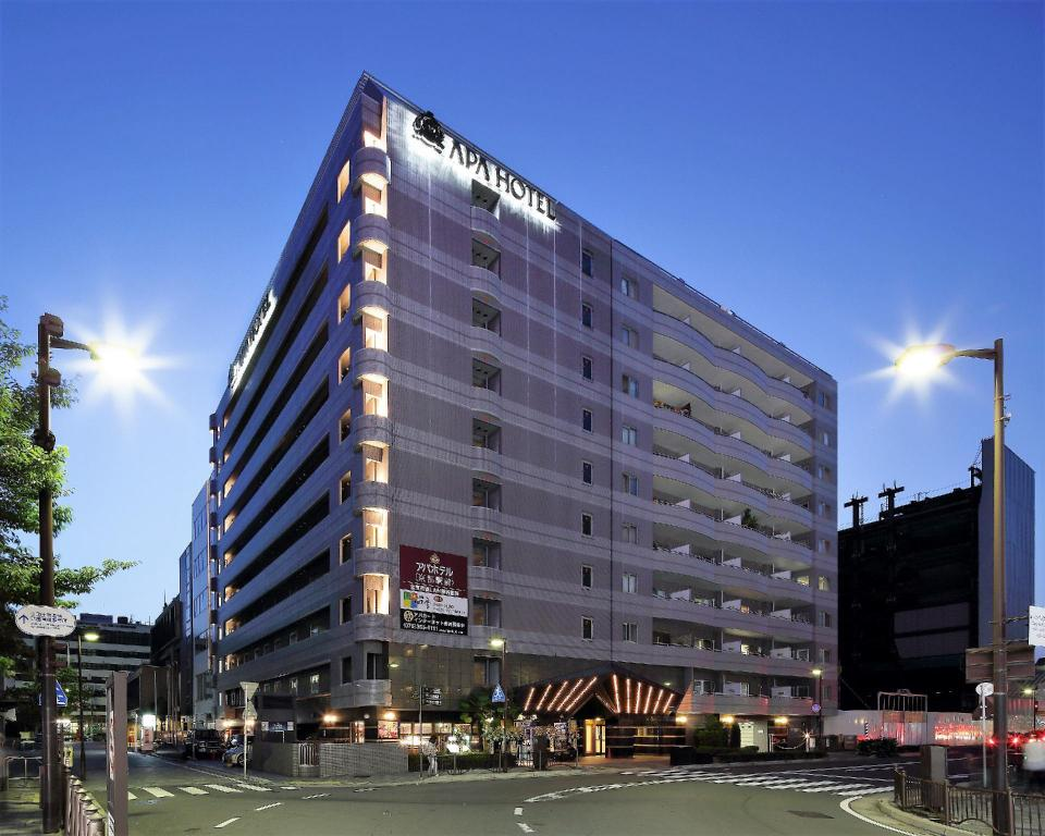 More about APA Hotel Kyoto-Ekimae