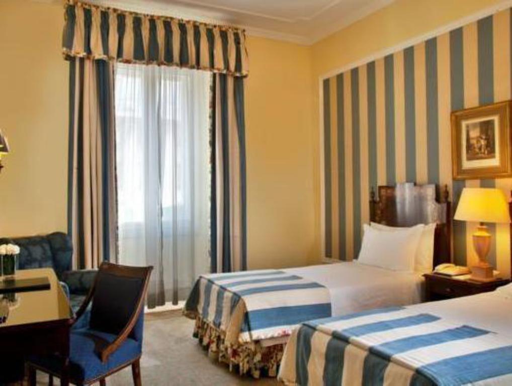 Single Room - Guestroom Hotel Avenida Palace