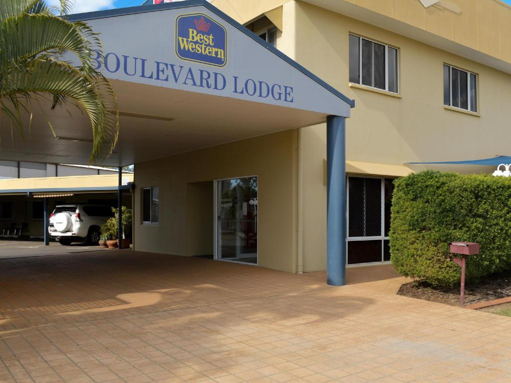 See all 16 photos Best Western Boulevard Lodge