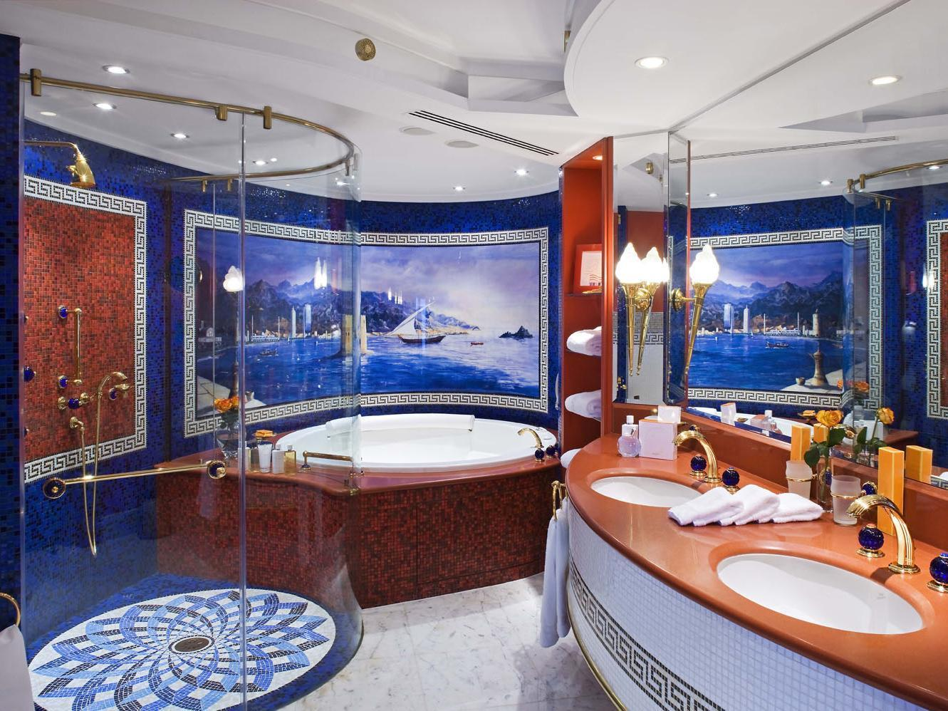 Best price on burj al arab jumeirah in dubai reviews for Burj al arab suite