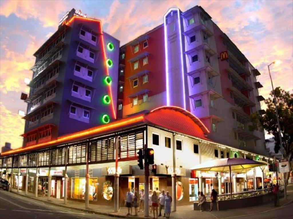 More about Rydges Darwin Central