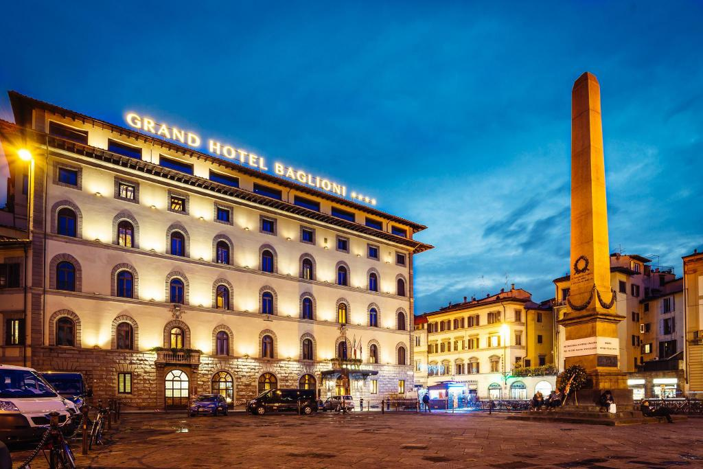 Grand Hotel Baglioni Florenz Ab 106 Agoda Com