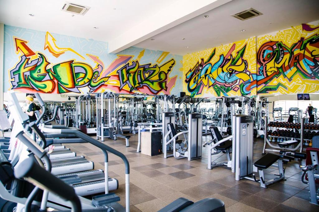 Fitness center The Boma Nairobi Hotel