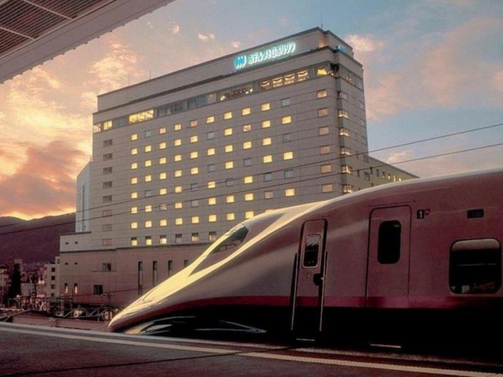 More About Hotel Metropolitan Nagano