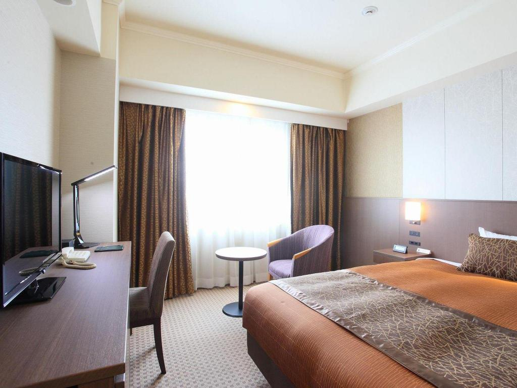 Standard Single with Extra Bed for 2 People - Non-Smoking Hotel Metropolitan Nagano