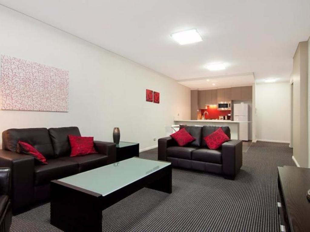 Inne Astra Apartments North Sydney