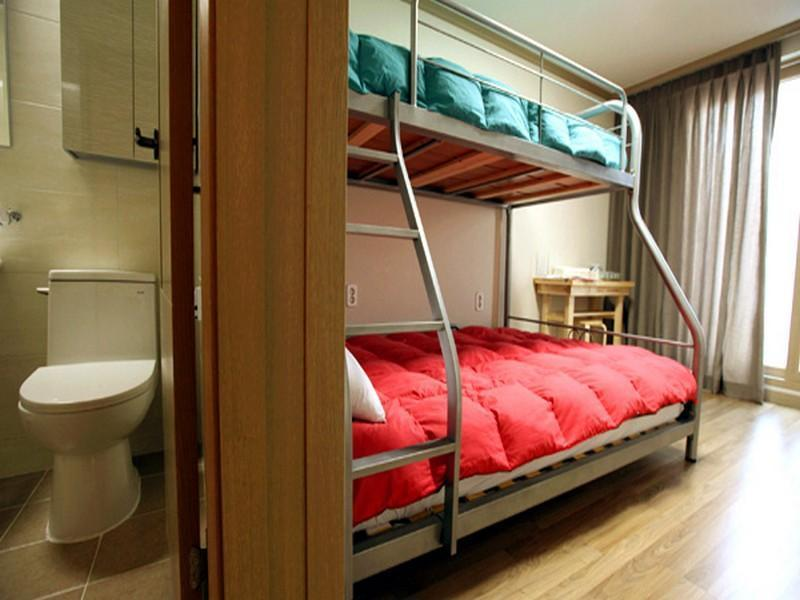 Luxury Dormitory with Private Bathroom