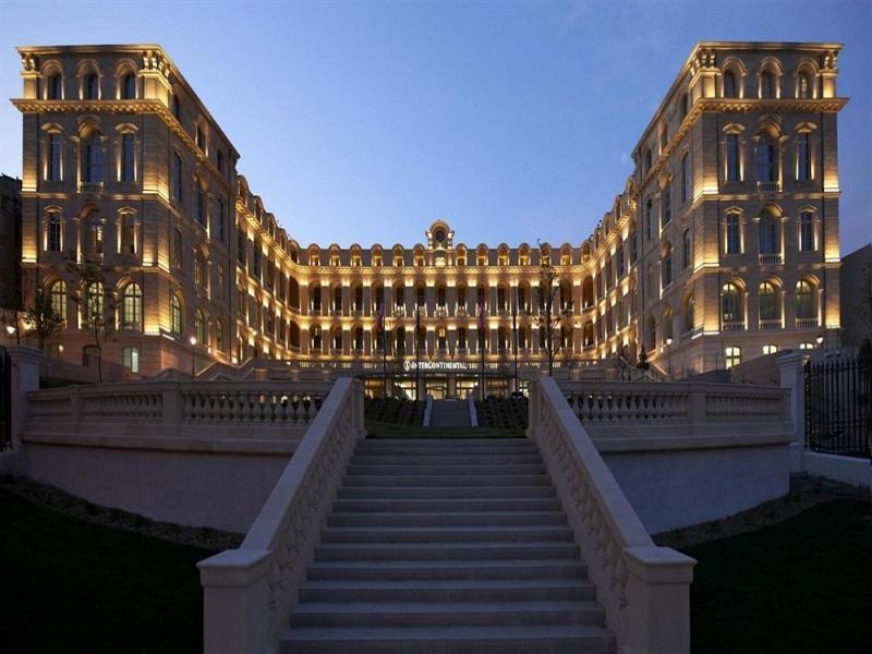 More About InterContinental Marseille   Hotel Dieu