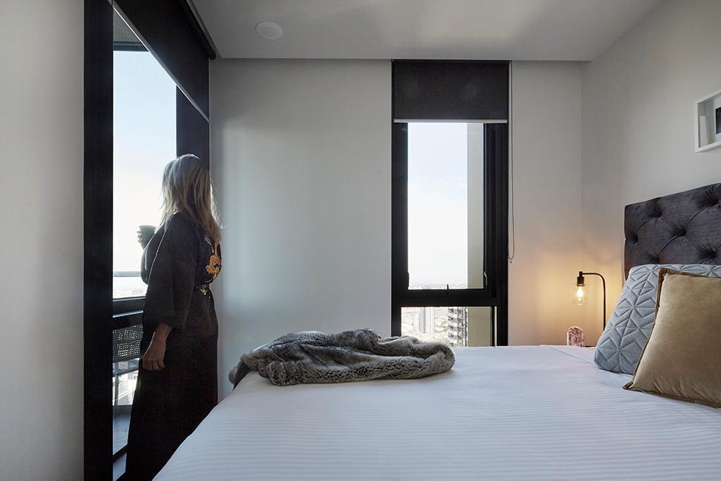Apartments of Melbourne Empire CBD on Elizabeth in Australia - Room