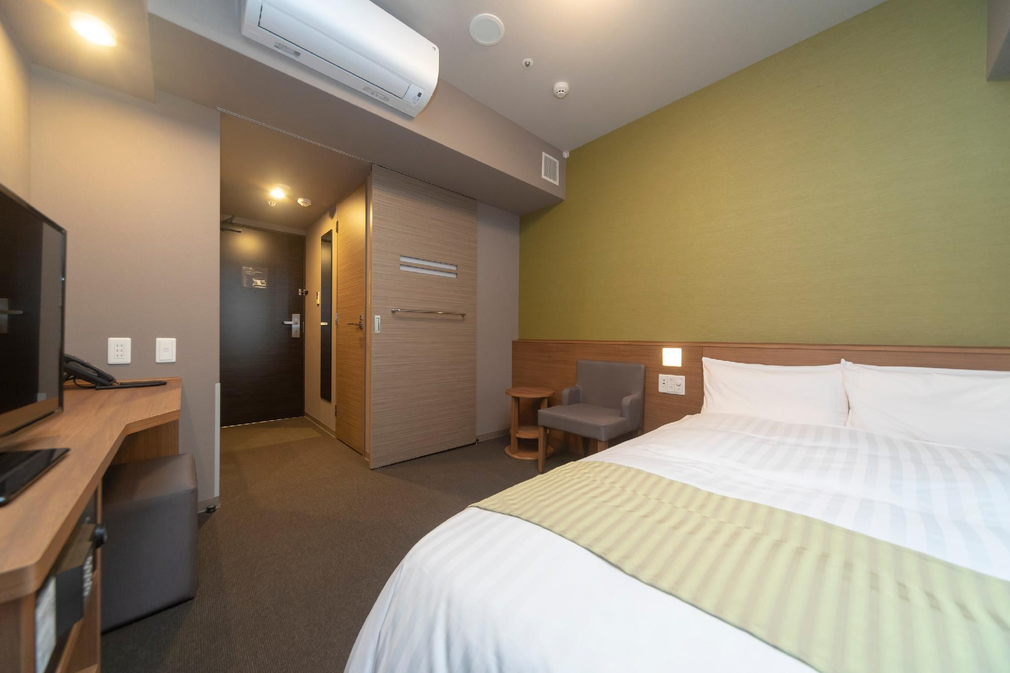 Double Room without Cleaning Service - Non-Smoking