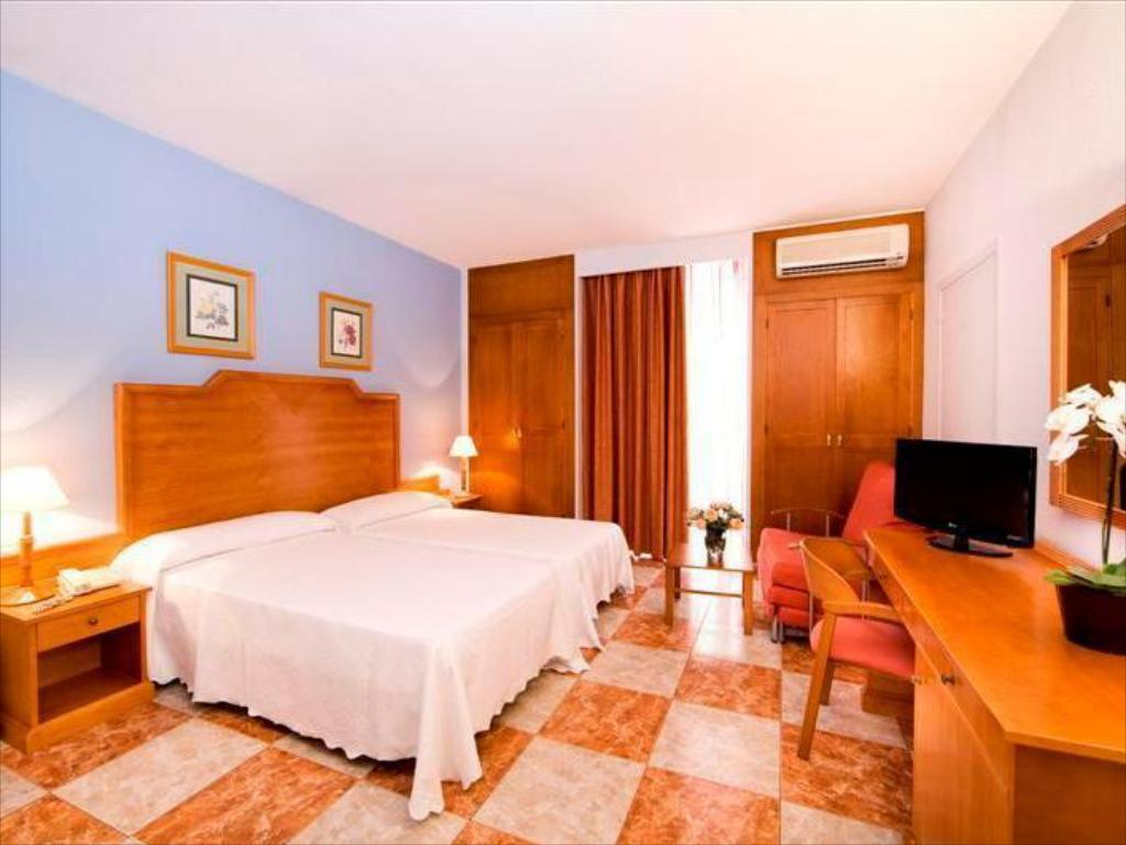 Double Room for Single Use Hotel El Rodeo
