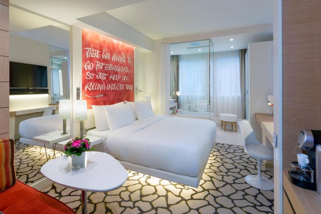 N\'vY Manotel Hotel in Geneva - Room Deals, Photos & Reviews