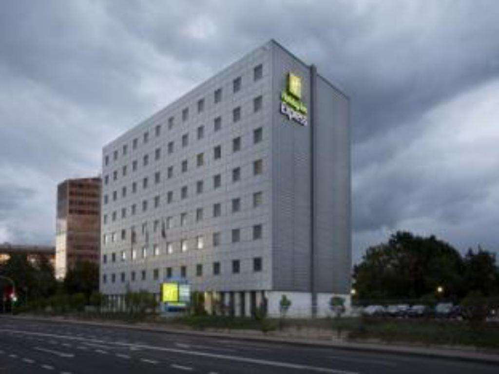 Интериор на хотела Holiday Inn Express Geneva Airport