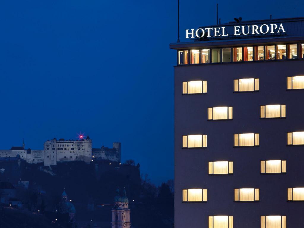 Austria Trend Hotel Europa Salzburg In Austria Room Deals Photos