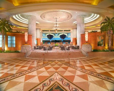 Lobby Grand Hyatt Dubai