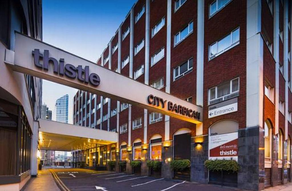 Best Price on Thistle Barbican Shoreditch Hotel in London