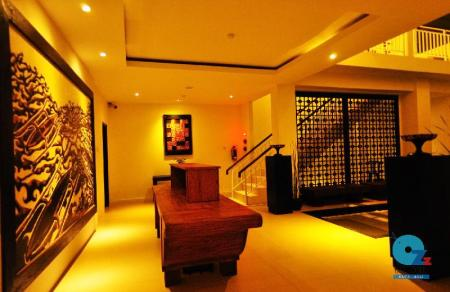 Interior view Ozz Hotel Kuta Bali managed by Ozz Group