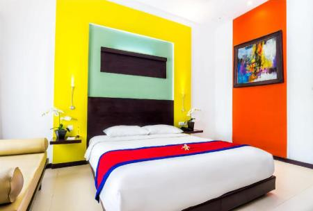 Superior Double Room - Bed Ozz Hotel Kuta Bali managed by Ozz Group