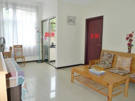 Tampilan interior Beihai Holiday Xinganxian Apartment Laojie Branch