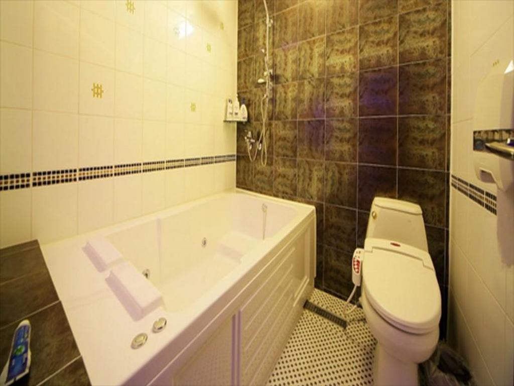 Bathroom Hotel Vole Cheonan