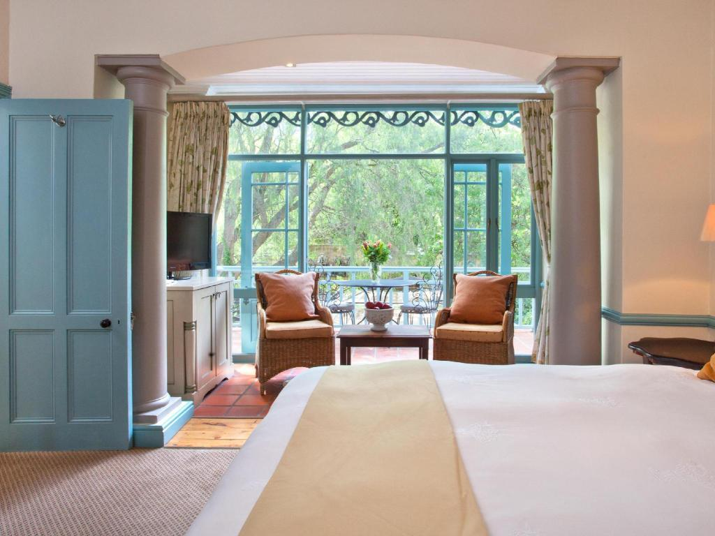 Standardrom - Seng Franschhoek Country House and Villas