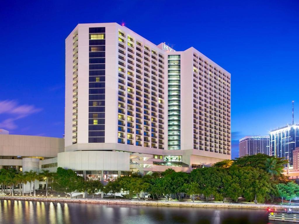 Hyatt Regency Miami in Miami (FL) - Room Deals, Photos & Reviews
