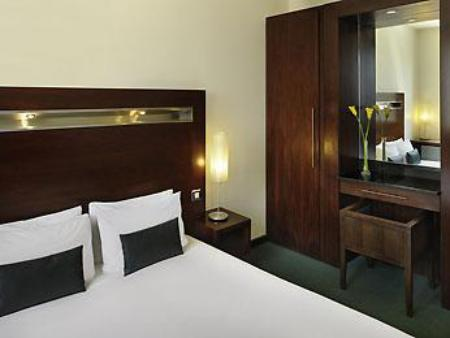 Standard - Guestroom Ibis World Trade Centre Dubai Hotel