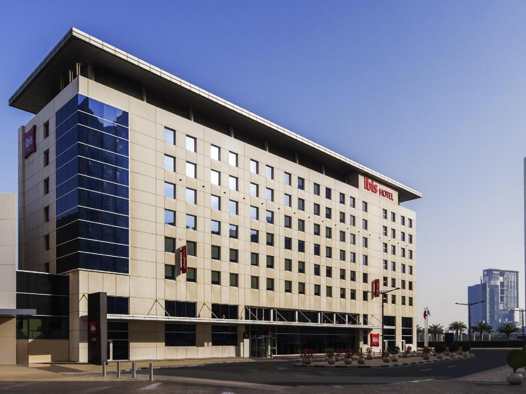 Exterior view Ibis World Trade Centre Dubai Hotel